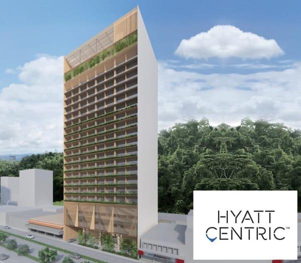 HYATT CENTRIC HOTEL, KOTA KINABALU, SABAH